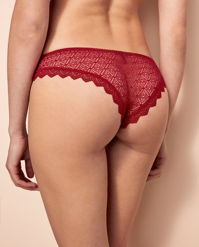 Brazilian briefs Goji red Insolente