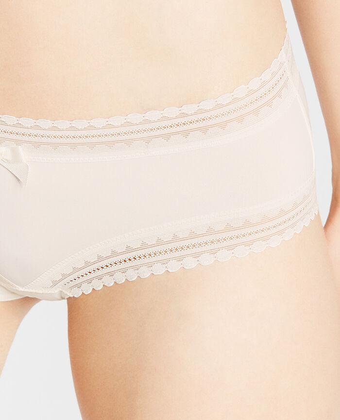 Shorts Rose white Beaute