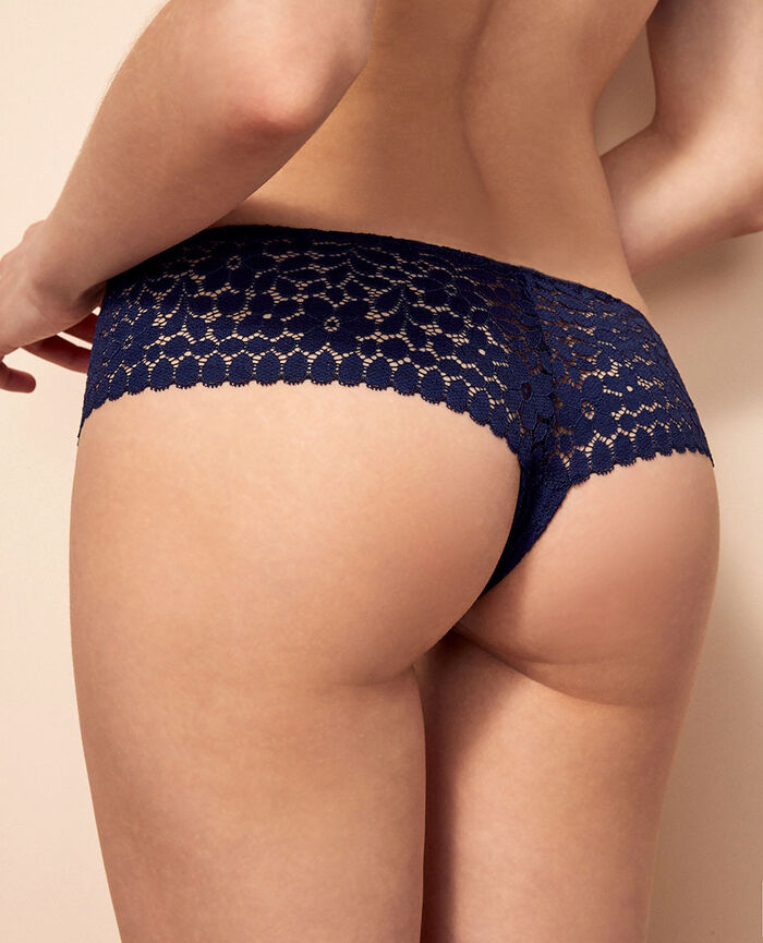 Brasilianischer Shorty Marineblau MONICA