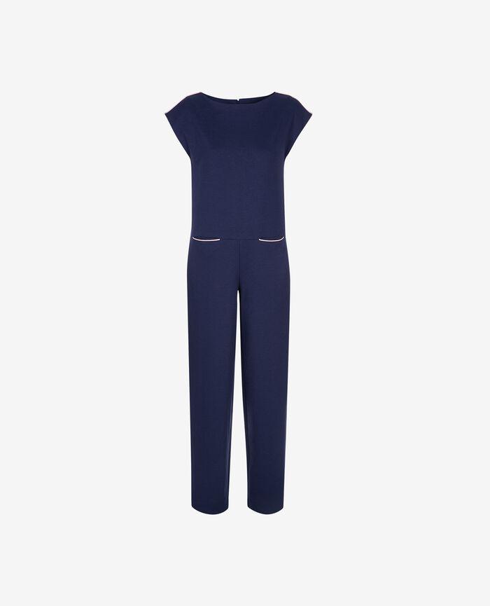 NEPTUNE Bleu abysse Combinaison pantalon