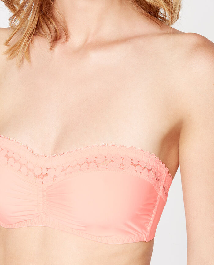 MONICA Orange magic Soutien-gorge bandeau