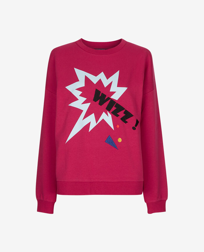 SWEAT COLLECTION Rouge sangria Sweat