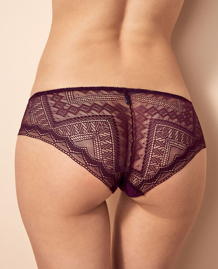 Shorty Violet ethnic Passion