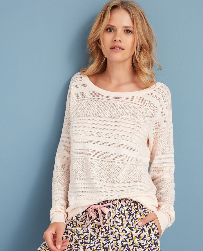 Pullover Ice Cream Rosa POEME
