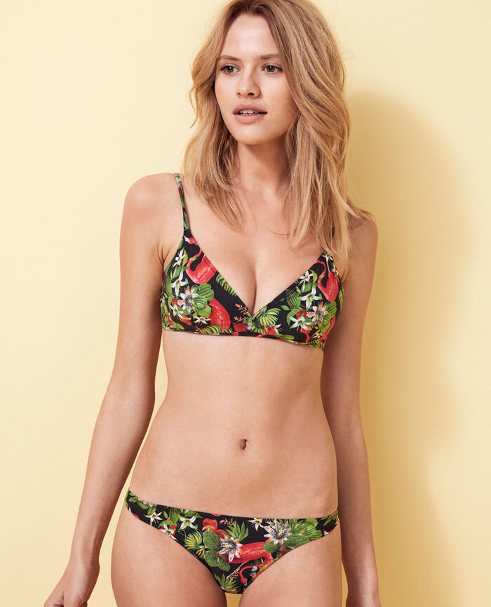 High-cut bikini briefs Multicolour Lagos