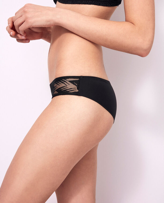 Brasilianischer Shorty Schwarz ARTIFICE