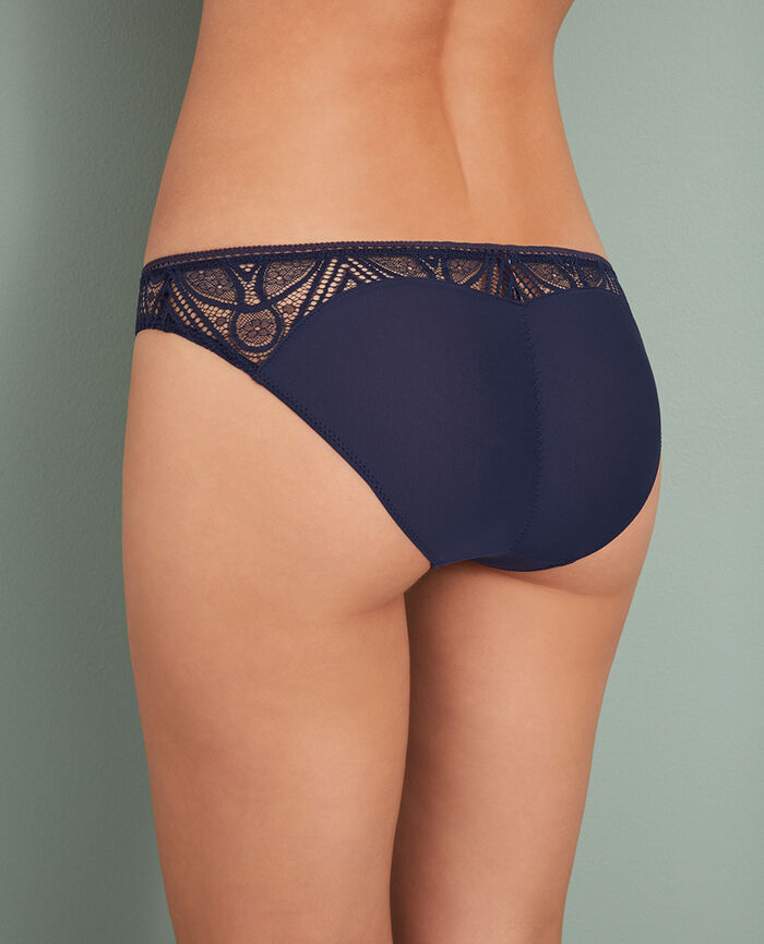 Hipster briefs Manhattan blue Boheme