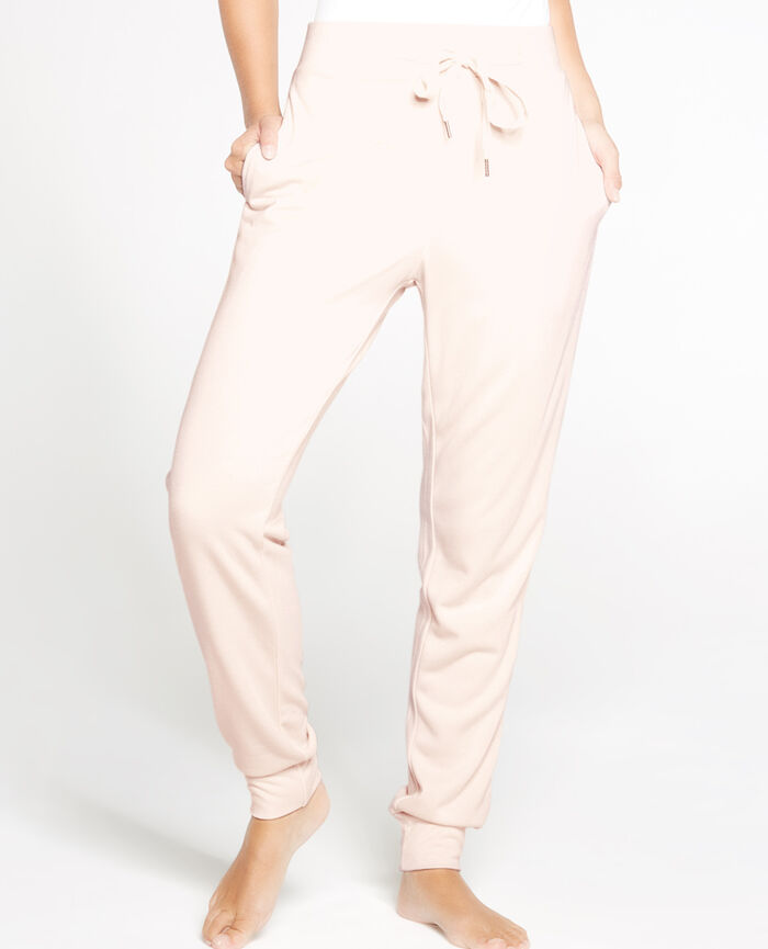 LOUNGEWEAR Beige quartz Jogging