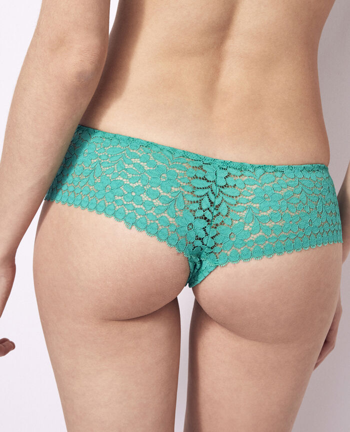 Brazilian briefs Palmito green Monica