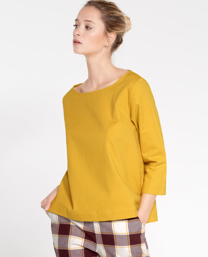 Top Tramway yellow Soft