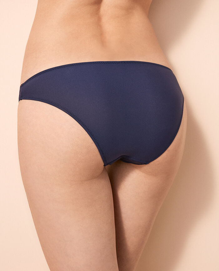 Hipster briefs Denim blue Saga