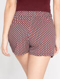 Boxer short Chocolat royal Frenetic
