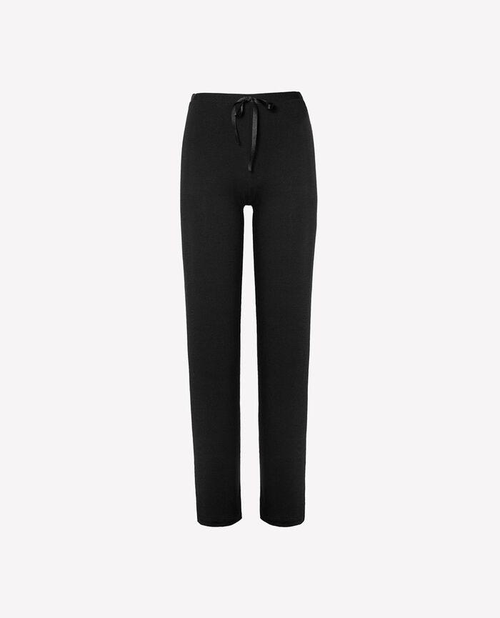 Pantalon Noir Flora