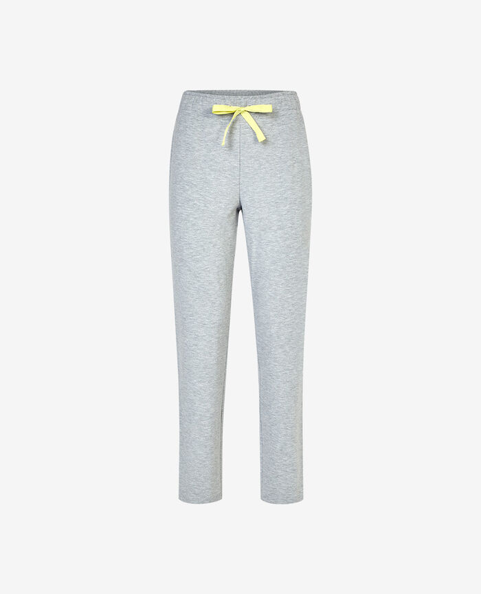 Jogging pants Flecked grey Air loungewear