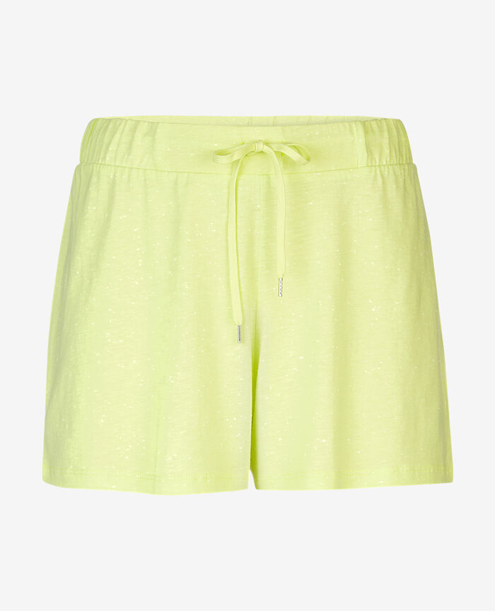 LASER Yellow Boxer shorts
