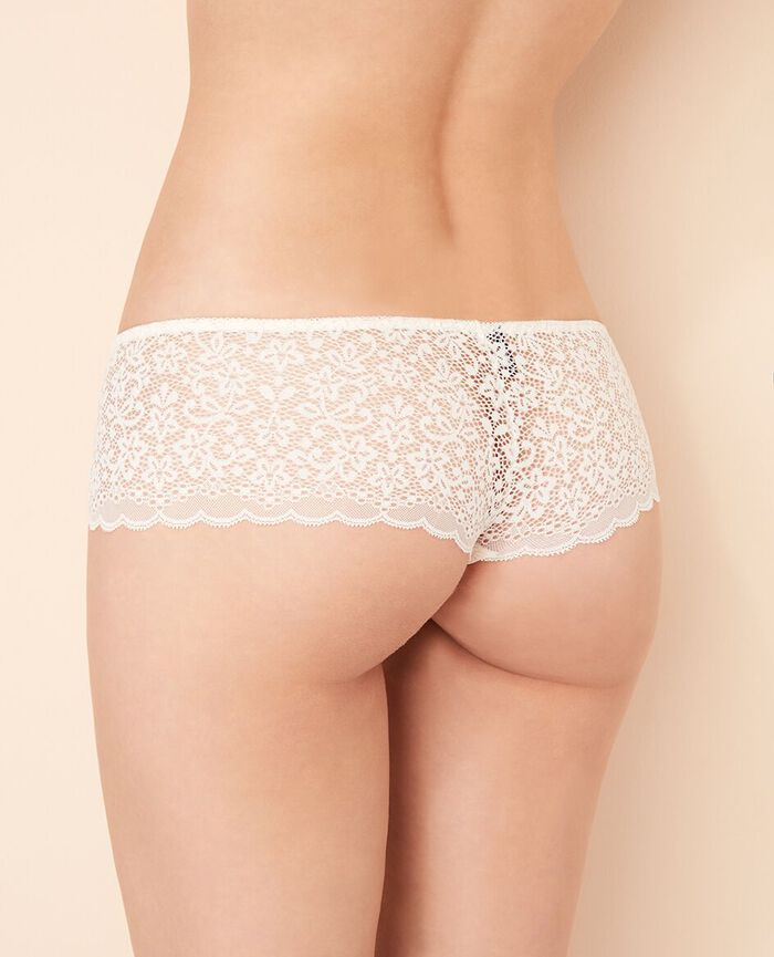 Brazilian briefs Rose white Flora