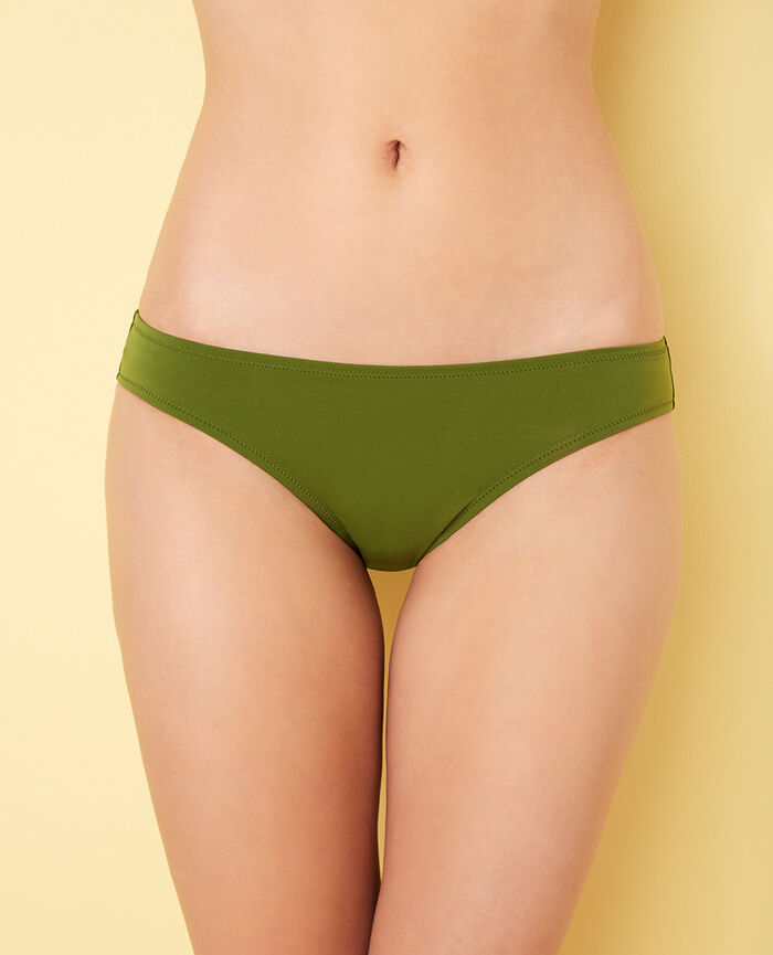 Swim briefs Philo green Numa