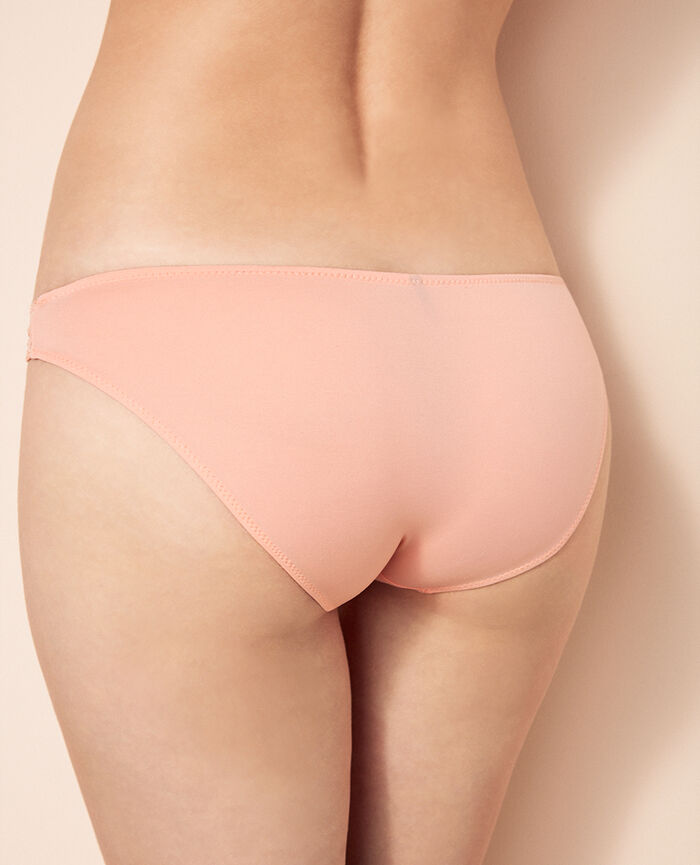 Hipster briefs Toucan pink Kilimanjaro