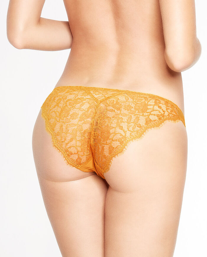 Hipster briefs Tramway yellow Taylor