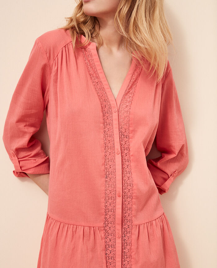 Tunic Funky pink Solaris
