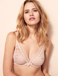 Underwired triangle bra Powder Bella