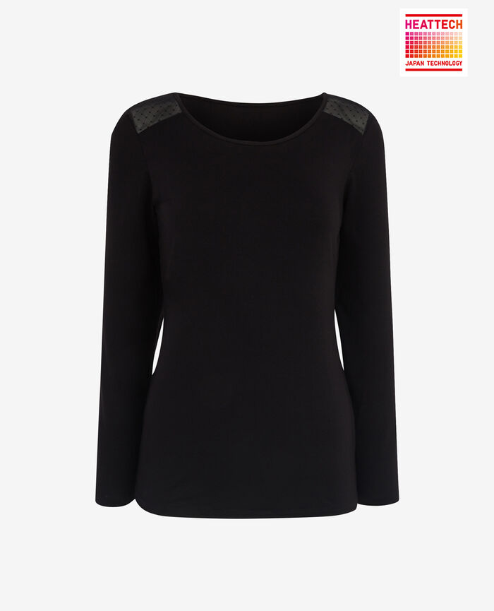 Long-sleeved t-shirt Black Innerwear
