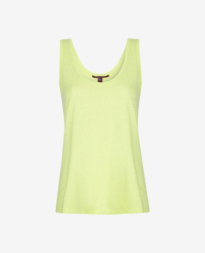 LASER Yellow Vest top