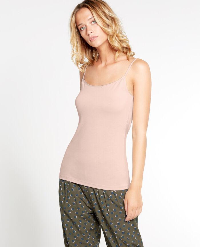 Caraco Beige rosé Innerwear