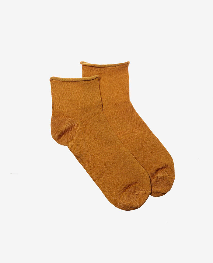 Chaussettes Jaune taxi Pearl
