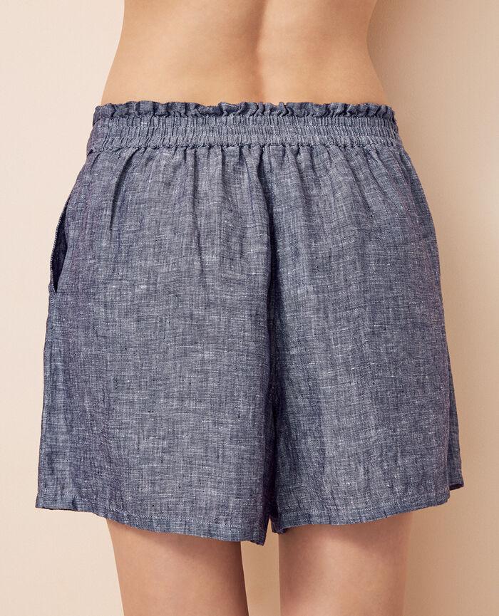Boxer shorts Denim blue Play