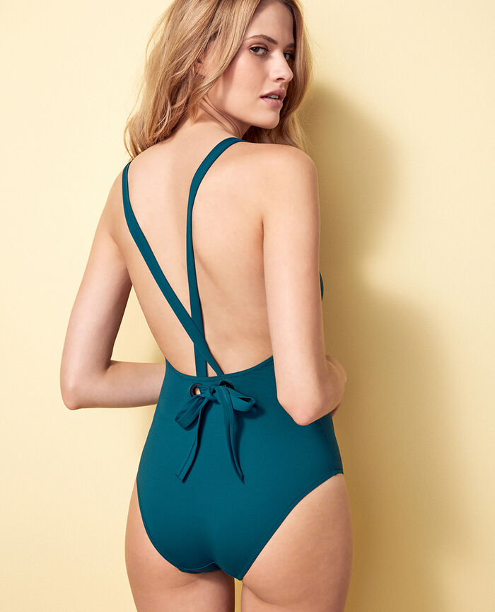 Swimsuit Midnight green Impala