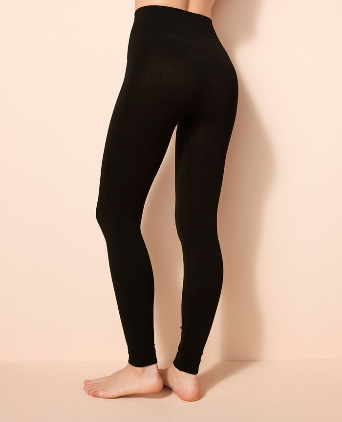 Leggings Black Fit