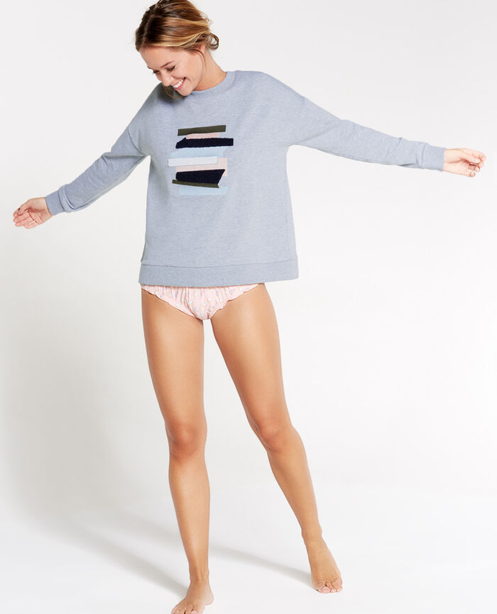 SWEAT COLLECTION Multicolour Sweater