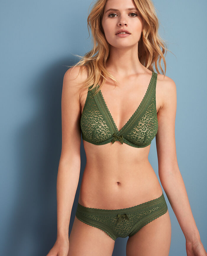 Brazilian briefs Agency green Belle