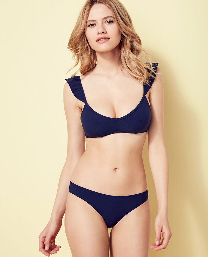 Hipster bikini briefs Denim blue Soa