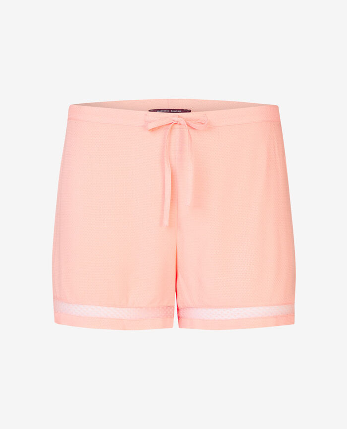 Boxer short Rose radiant Desinvolte
