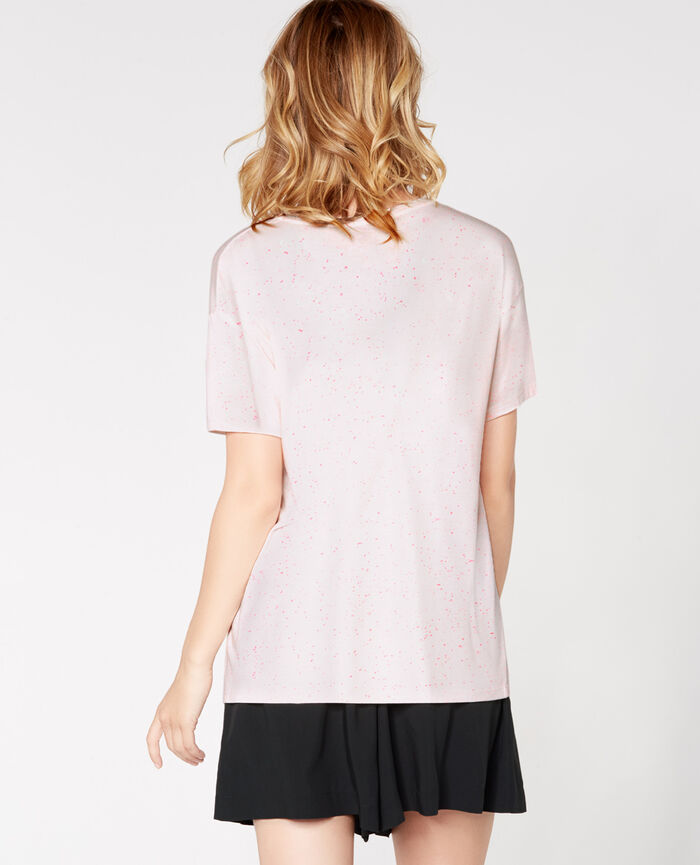 LASER Ivory Short-sleeved t-shirt