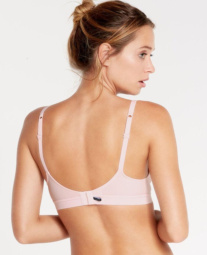 ADDICT Milky pink Soft cup bra