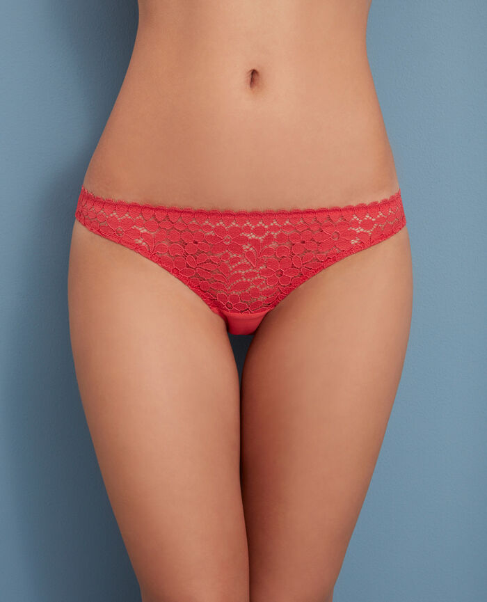 Hipster briefs Mademoiselle rose Monica
