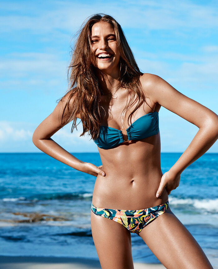 High-cut bikini briefs Multicolour Mix & match