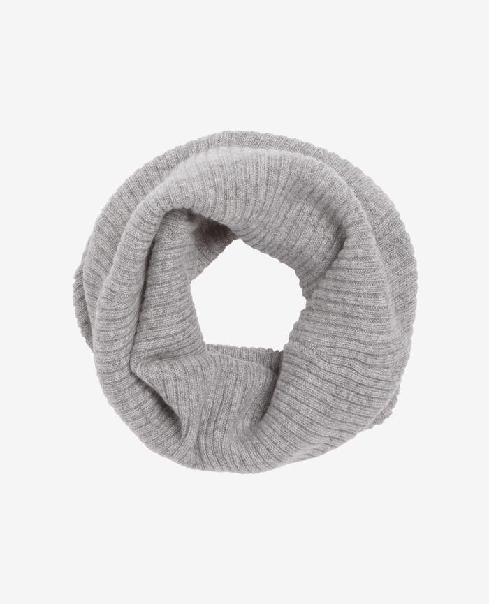 Collar Light grey Cozy
