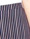 HEAVEN Bleu abysse Pantalon large