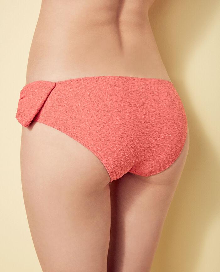 Hipster bikini briefs Funky pink Makeda