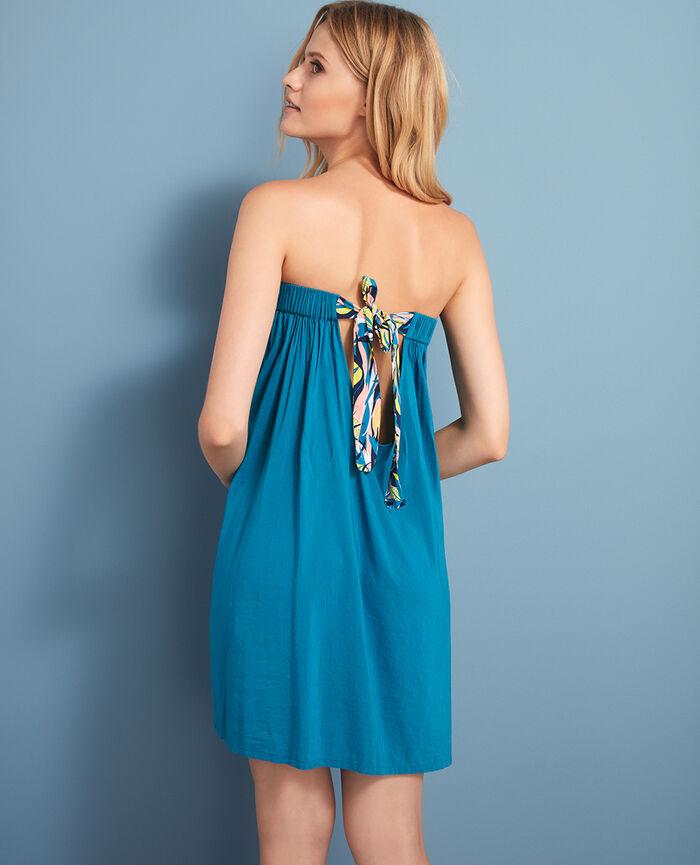 Kleid Aiolos Blau MIX & MATCH