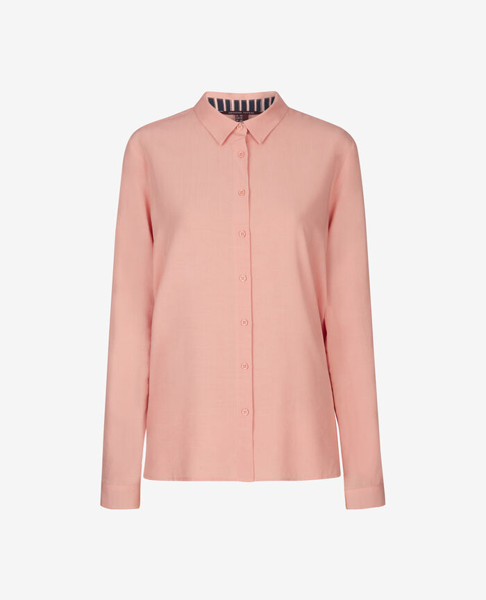 CRUSH Rose nuage Veste