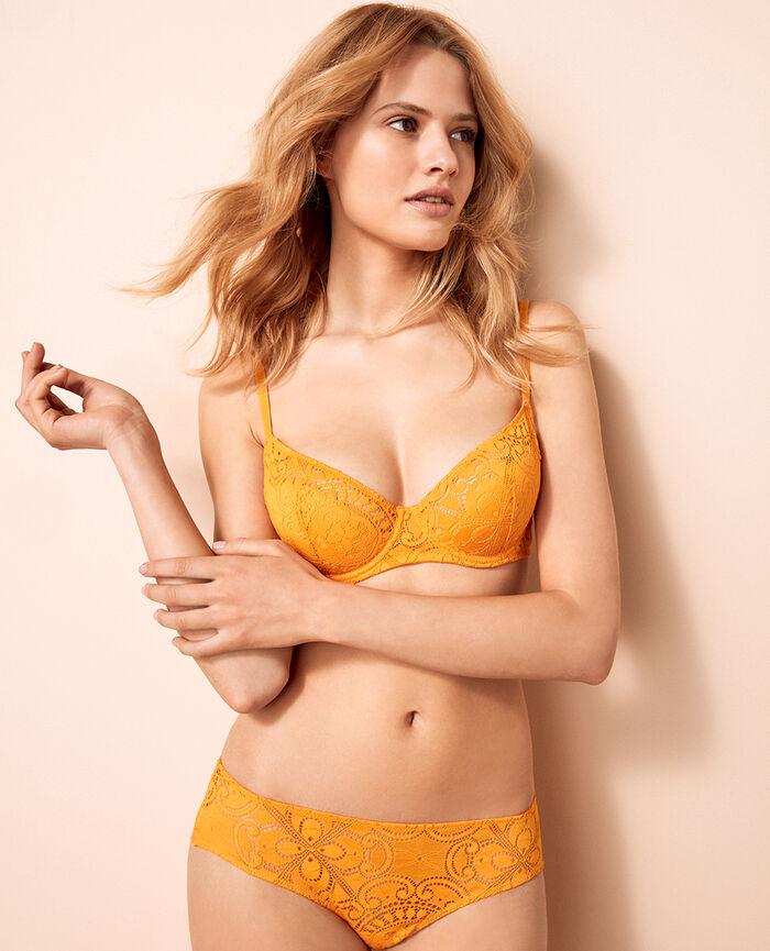 Demi push-up bra Banana yellow Evasion
