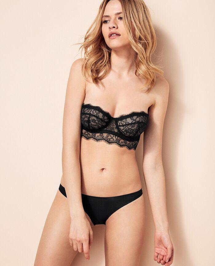 Strapless bra Black Taylor