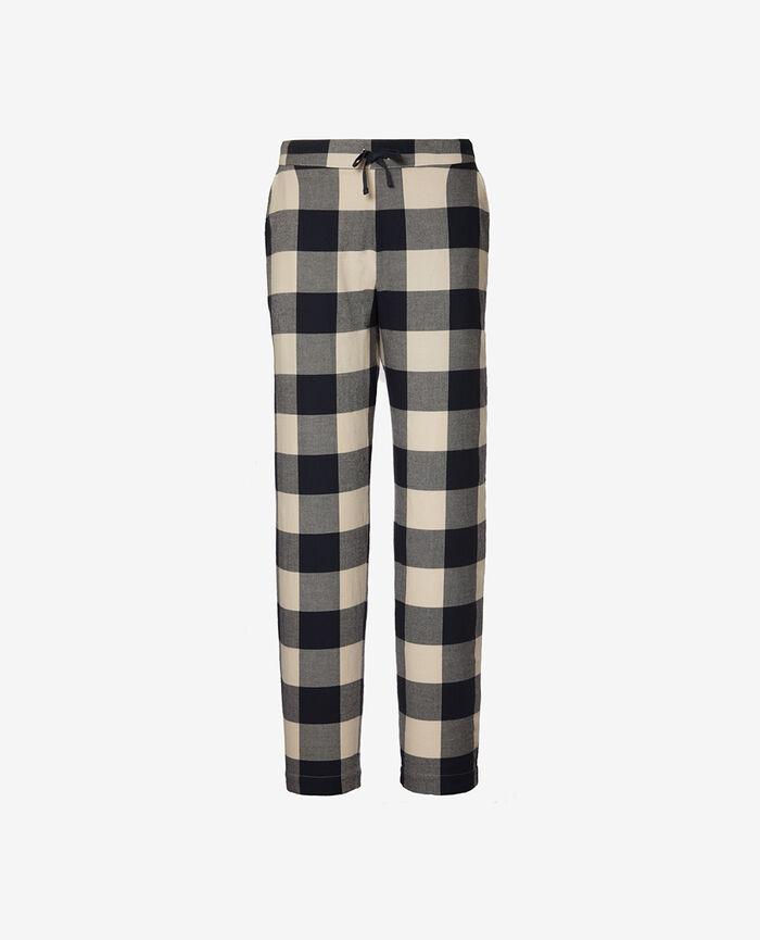 Pantalon carotte Gris subway Pilou