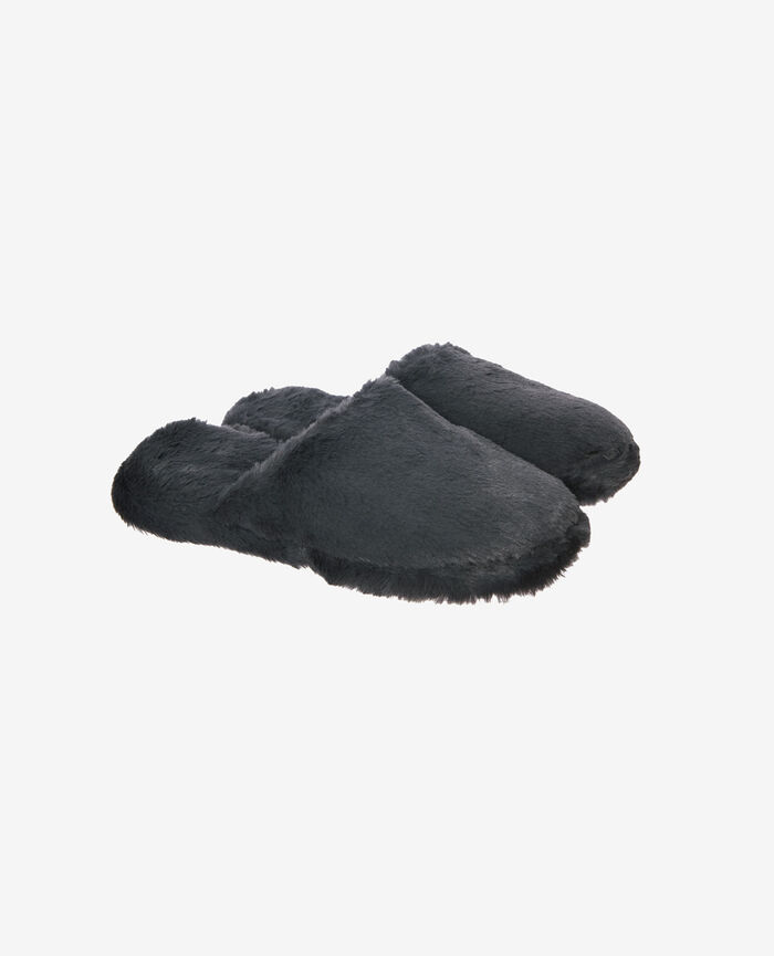 Slippers Subway grey Oscar