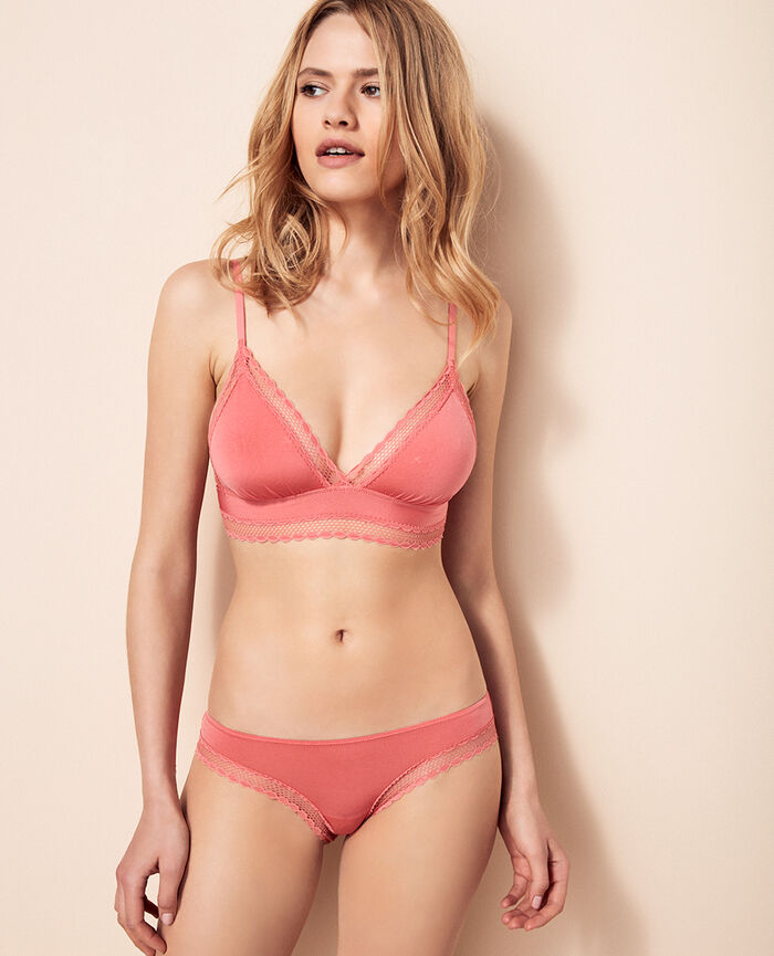 Hipster briefs Bubble pink Air lingerie